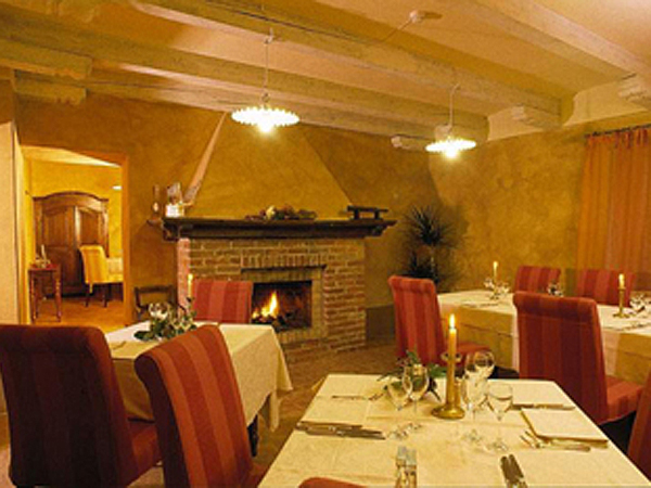 Camera e degustazione del menù in omaggio per gli sposi che prenotano da La Locanda della Maison Verte