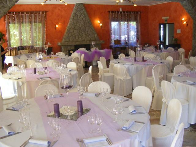 Camera in omaggio per gli sposi che prenotano il banchetto presso il ristorante Miramonti da Willy