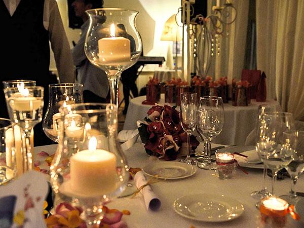 Menù nuziali feriali e fuori stagione al prezzo vantaggioso di 45 Euro presso il catering La Pineta