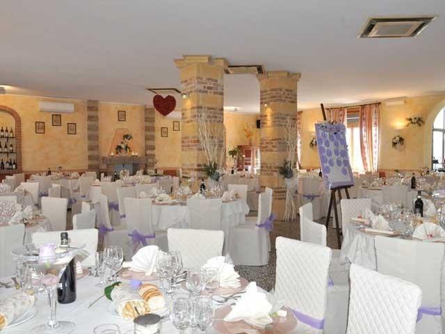 Prova menù in omaggio per gli sposi che prenotano il banchetto presso il ristorante Regina