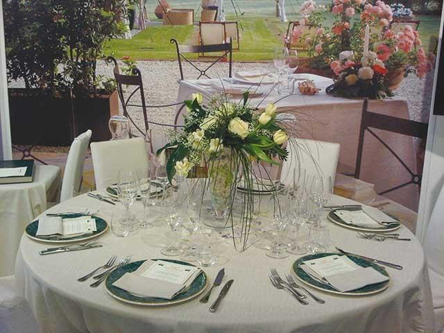 Al Ristorante Le Siepi suite in omaggio per gli sposi che prenotano il banchetto