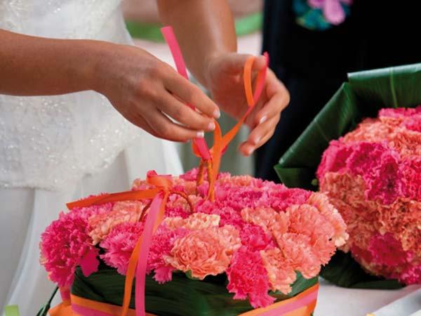 Agli sposi che prenotano gli addobbi floreali da Vogliotti In omaggio elementi per valorizzare