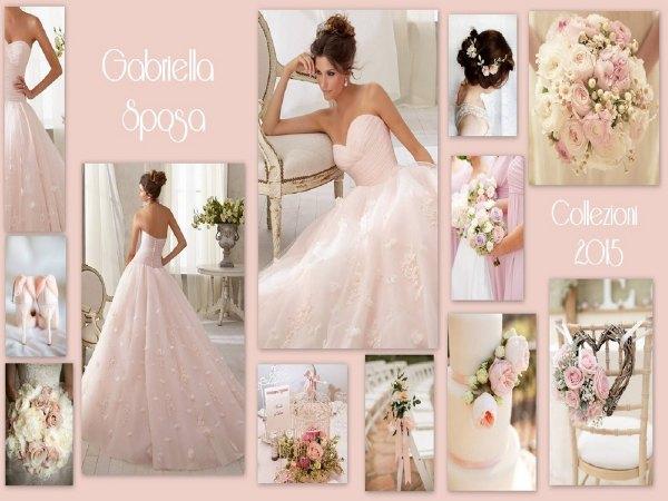 the latest 0dbd1 10a06 Gabriella Sposa - Abiti da sposa, LOOK E ABBIGLIAMENTO Ponte ...
