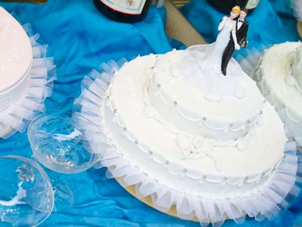 Sconto speciale del 10% per gli sposi che acquistano prodotti nella pasticceria Comba