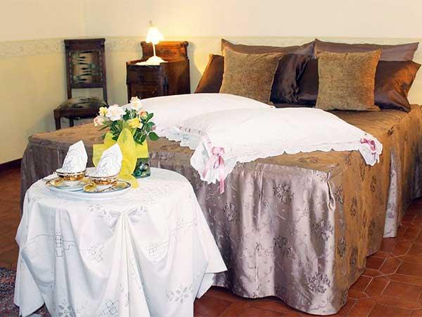 Suite e degustazione in omaggio per gli sposi che prenotano presso il ristorante La Torretta
