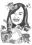 ' .  addslashes(Francesca Castiglioni Caricaturista) . '