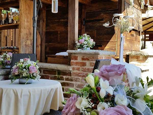 Degustazione del menù in omaggio per gli sposi che prenotano presso il ristorante Villa Salina