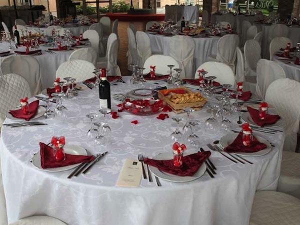Sconto 10% sui menu nuziali feriali e fuori stagione per tutti gli sposi che prenotano presso Antica Villa