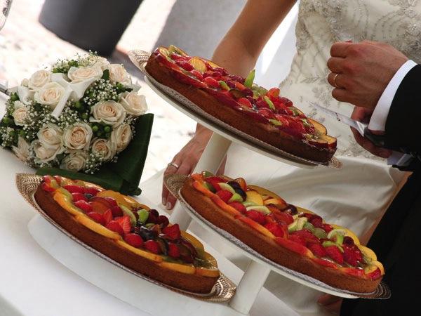 Degustazione del menù in omaggio per gli sposi che prenotano presso il ristorante Carpe Noctem et Diem