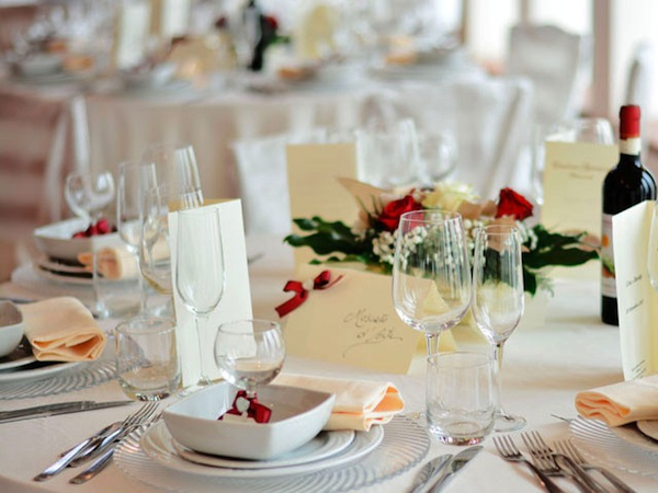 Degustazione gratuita e suite in omaggio per gli sposi presso Cascina Speranza - Hotel Ristorante