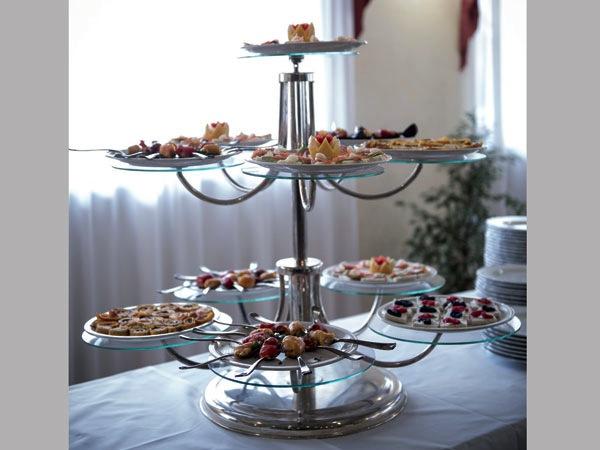 Sconto del 10% sul menù per gli sposi che prenotano dal 31 ottobre al 31 marzo al ristorante Dei Cacciatori