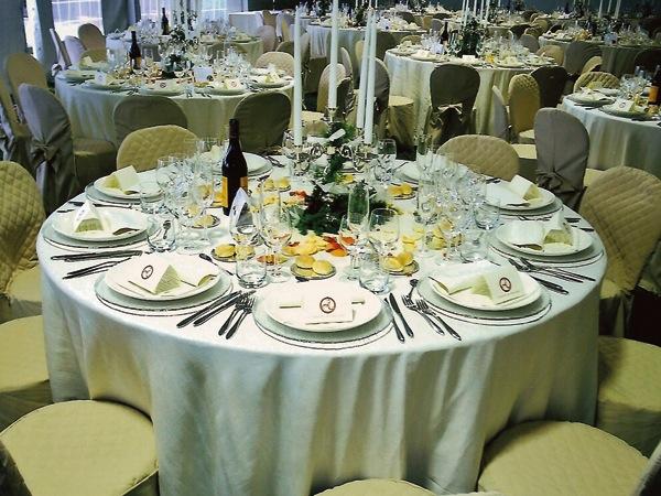 Sul menù a partire da 60 Euro sconto del 5% a tutti gli sposi che prenotano il catering Enrico Agù