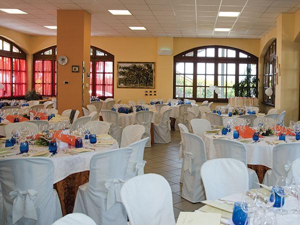 Camera e degustazione del menù gratuite prenotando presso Erbaluce Ristorante Hotel