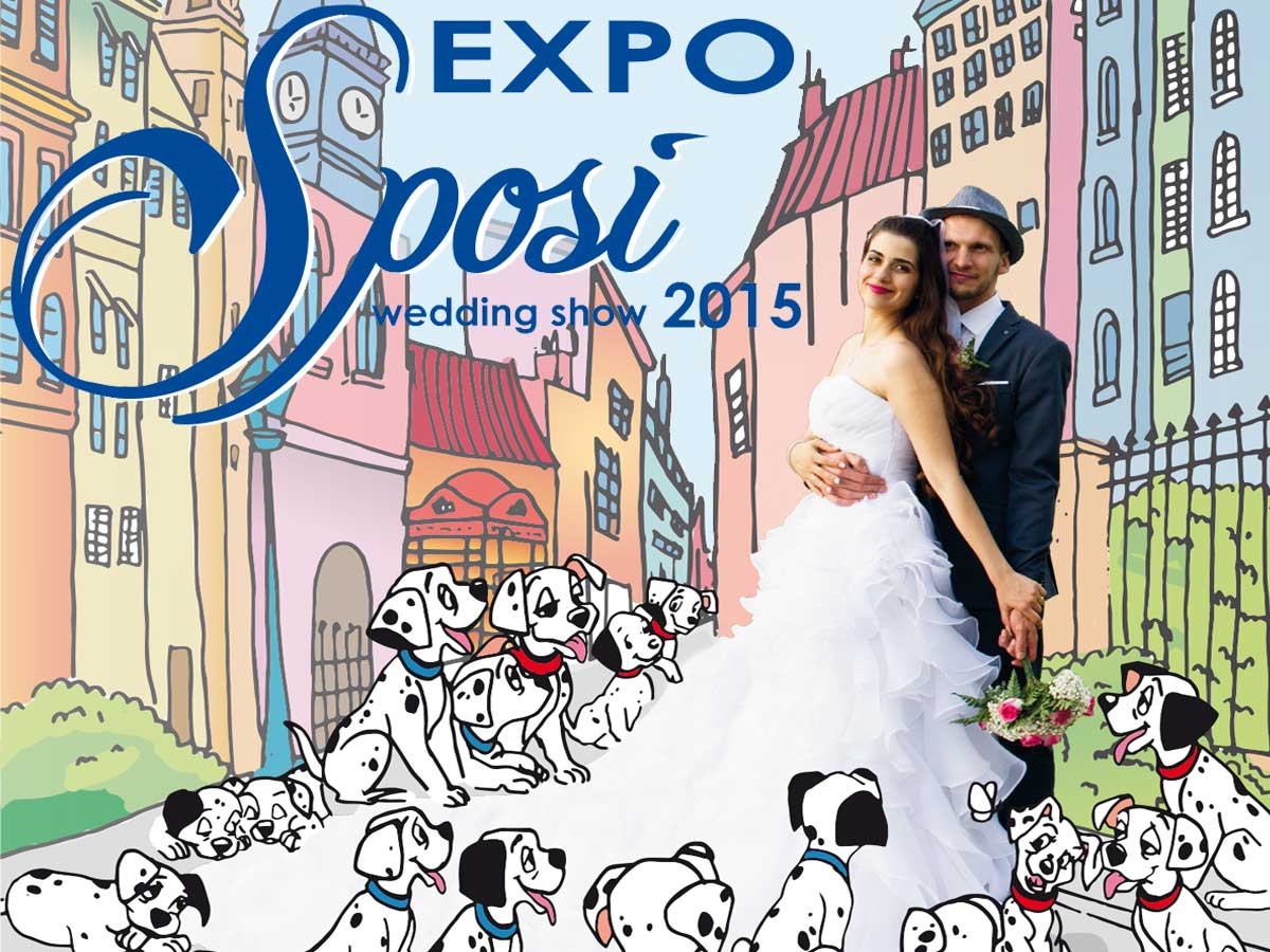 Expo Sposi 2015 wedding show vi aspetta dal 6 all\'8 novembre al Real Collegio di Lucca