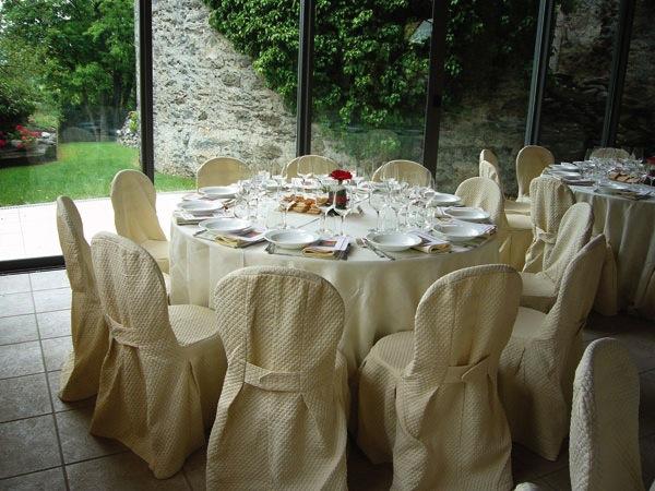 Prova del menù in omaggio agli sposi che organizzano il banchetto con il catering Il Girasole