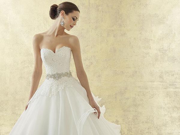 Sconto del vantaggioso 10% per tutte le spose che acquistano l'abito presso Immagine Sposi