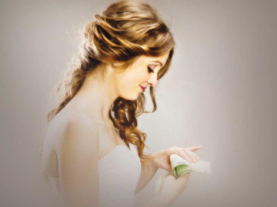 Un nuovo modo per ricevere denaro per il tuo matrimonio