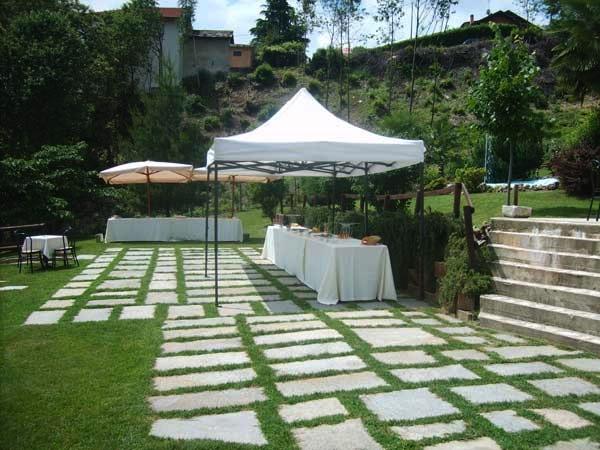 Pacchetto catering + location a partire da 69 Euro per gli sposi che prenotano da Oasi Bellavista