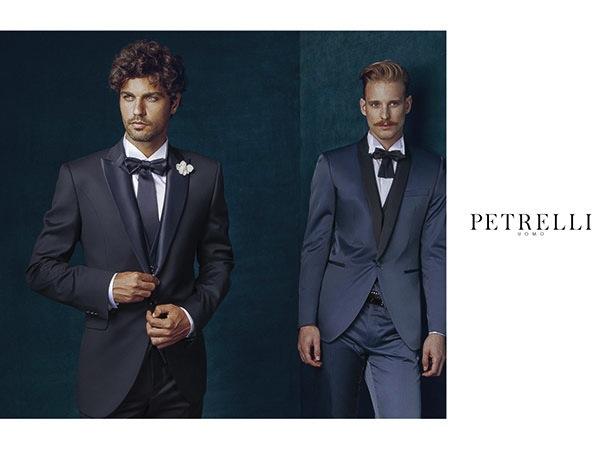 Sconto del 20% presso l'Atelier Paloma sull'acquisto dell'abito da sposo a partire del prezzo base