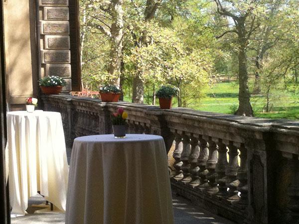 Il Castello Cavour offre agli sposi il 10% di sconto sulla location a partire dal prezzo base
