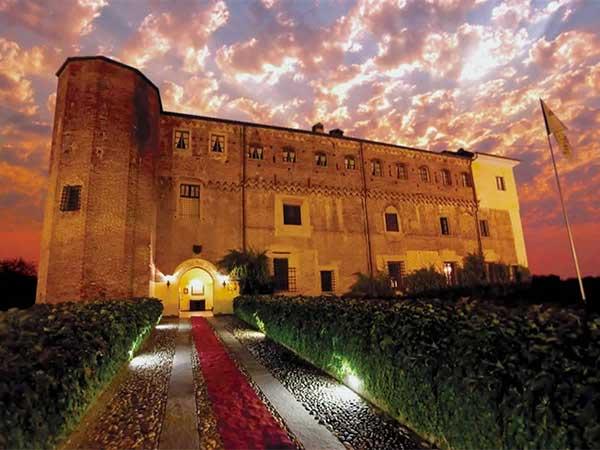Sconto del 10% sui matrimoni infrasettimanali e celebrati da ottobre a maggio al Castello dei Solaro