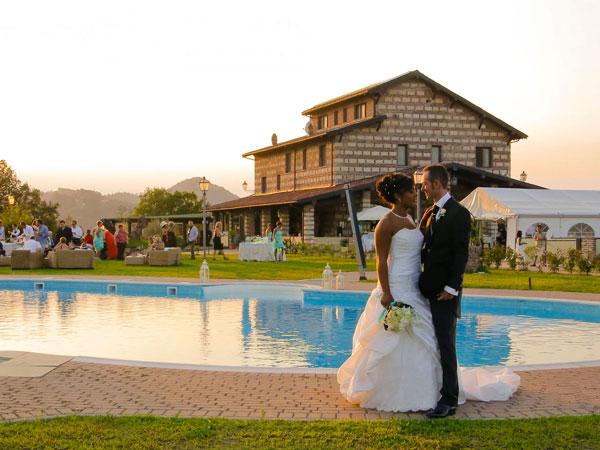 Gli sposi che prenotano presso il Monferrato Resort avranno un ventaglio di servizi in omaggio