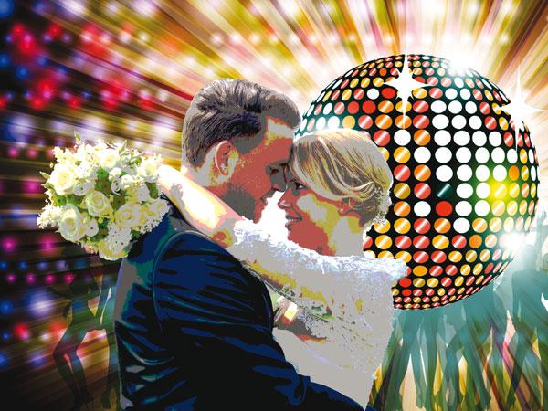 Music Life offre uno sconto di 50 Euro a chi prenota l'intrattenimento musicale per le nozze