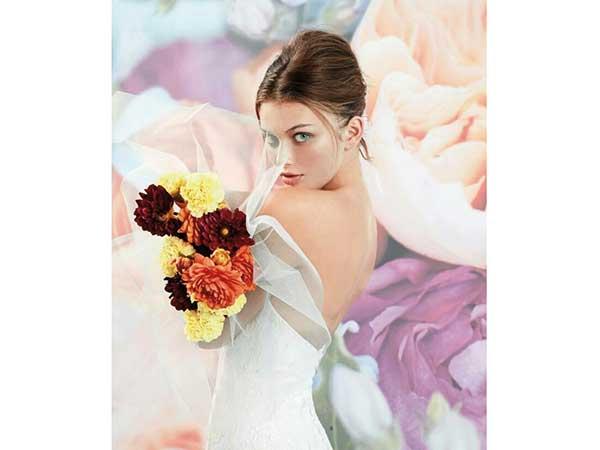 Saetti sull'acquisto dell'abito applica a tutte le future spose uno speciale sconto del 20%