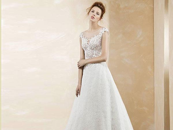 Su tutte le collezioni di abiti da sposa di Sposabella, uno speciale sconto del 10%