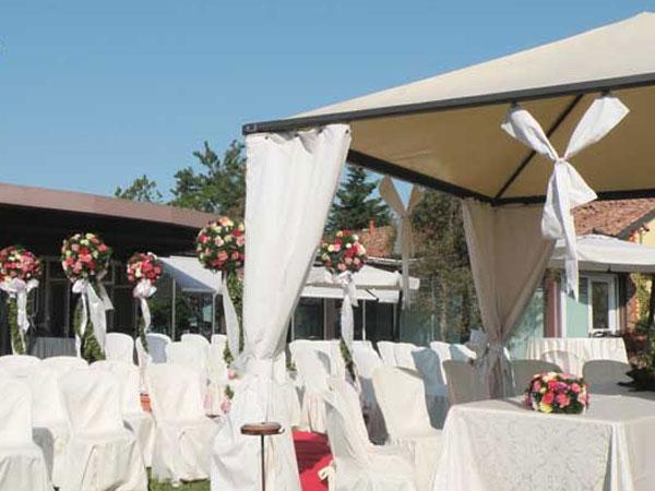 Sconto del 10% per gli sposi che prenotano il banchetto presso la Tenuta San Martino