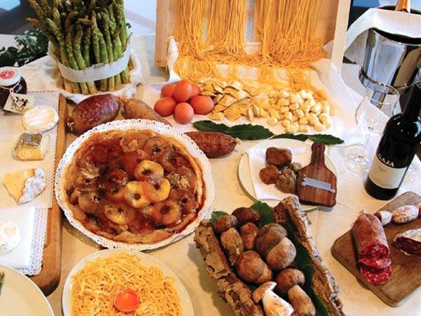 Sconto del 5% sul menù a partire da 48 Euro per gli sposi che prenotano presso il ristorante Andrea