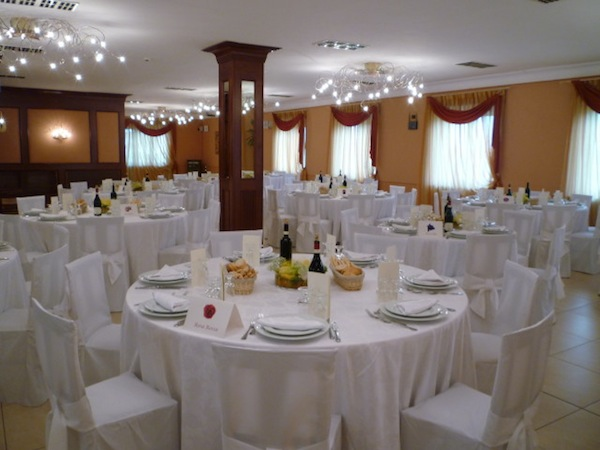 Dal lunedì al giovedì, a novembre e da gennaio a marzo, menù nuziali da 55 Euro al ristorante Lo Scoiattolo