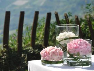 5% di sconto sull'acquisto degli addobbi floreali per il giorno delle nozze presso Steli e Stili