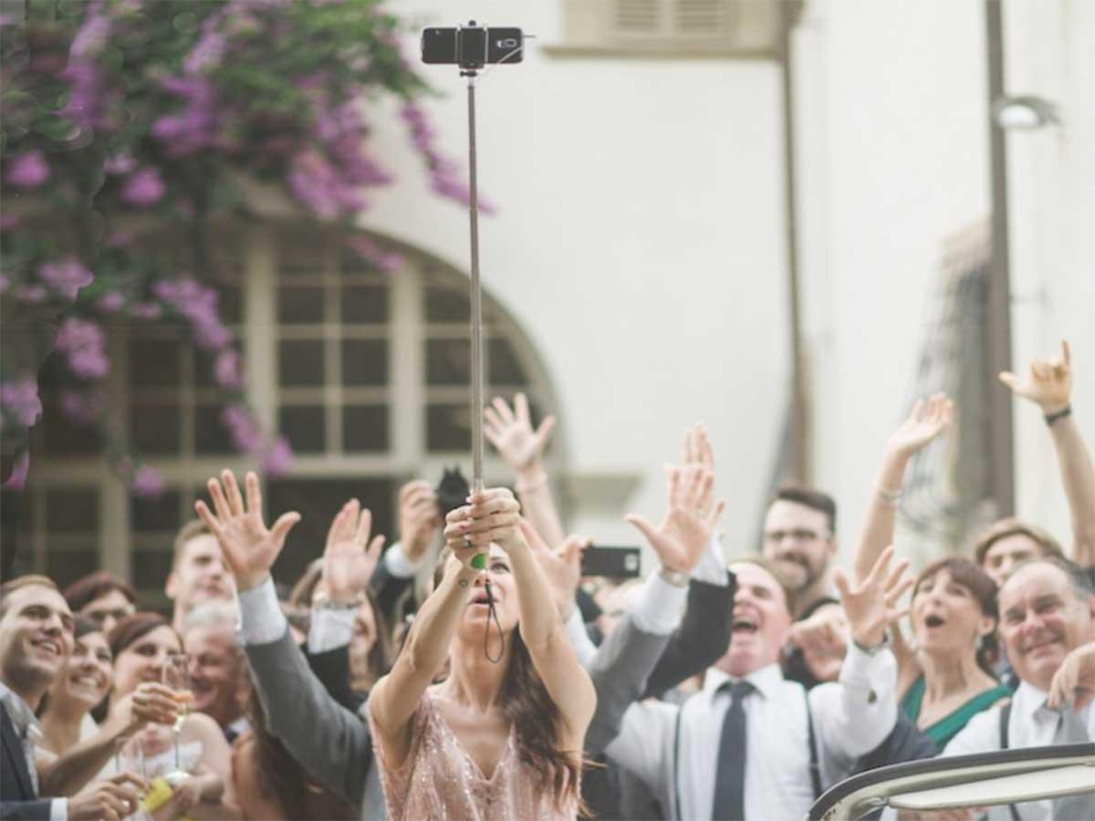 TuttoSposi 2015: Un selfie è per sempre, il concorso per gli sposi che visiteranno la fiera