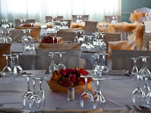 Al ristorante Villa Bellezia sconto 5% per ricevimenti nuziali a pranzo di venerdì e di domenica