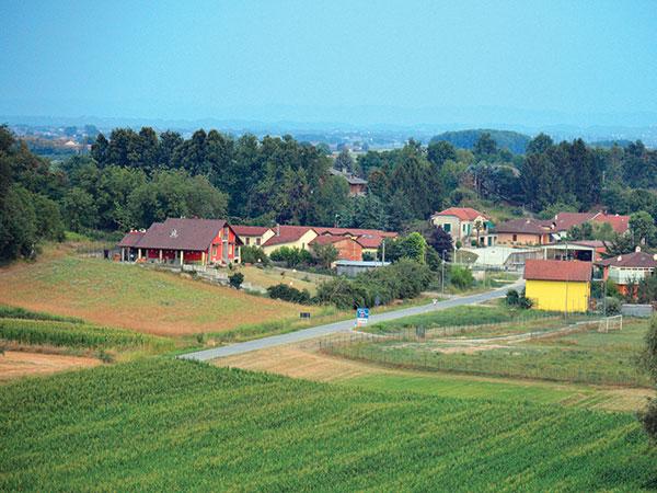 Villa Costa di Trinità
