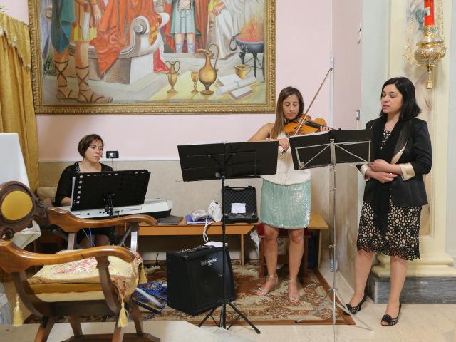 Mi Alma Canta - Pianista, Soprano, Violino