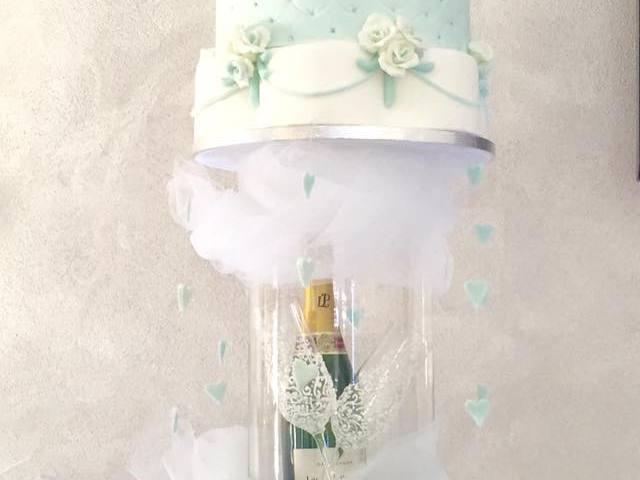 Il Gufo Bianco - Cake Design