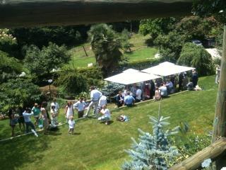 Menù bimbi a partire da 18 euro per i ricevimenti di nozze organizzati presso la Cascina il Galletto