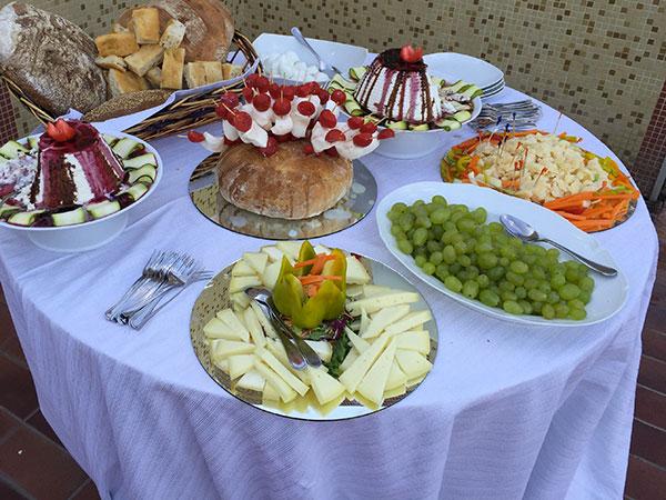 La degustazione gratuita per i promessi sposi vi convincerà che Lovely Eventi è la vostra scelta