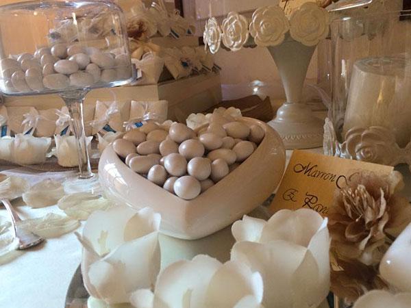 Evenz regala la confettata a tutte le coppie che si rivolgono a loro per l'organizzazione delle nozze