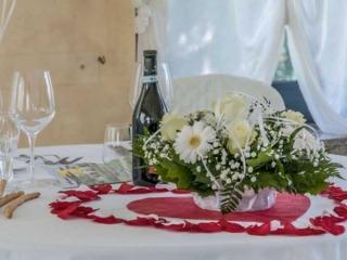 Organizzate il banchetto nuziale al ristorante Da Sergio con i menù bambini a partire da 20 euro