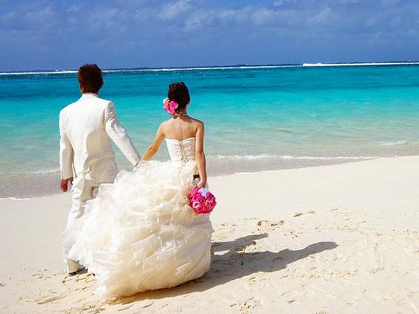Sconto del 10% sul viaggio di nozze, affidando l'organizzazione del vostro matrimonio ad Evenz