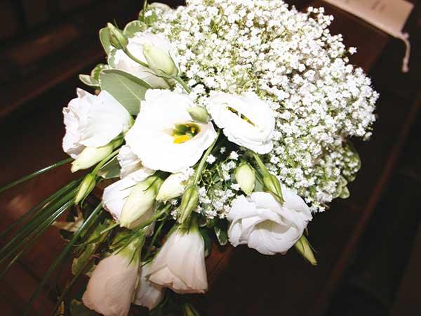 Per le vostre nozze respirate il profumo dei fiori de La Bottega Fiorita e il suo 10% di sconto
