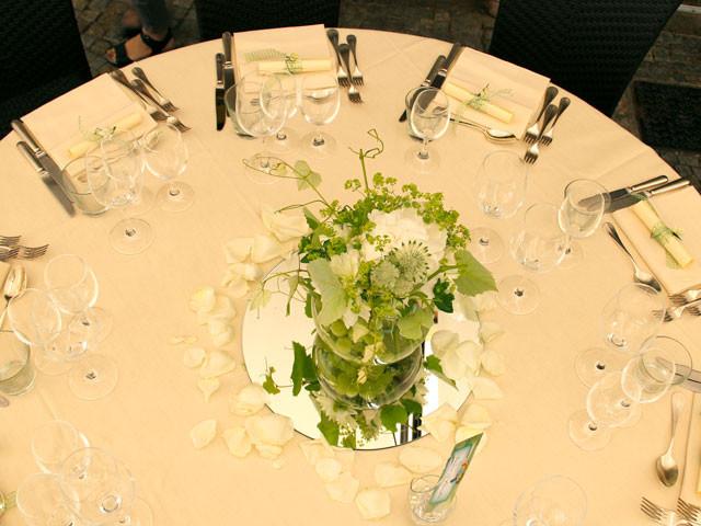Scegliendo la Locanda della Maison Verte per le nozze i bimbi mangiano gratis fino a 3 anni