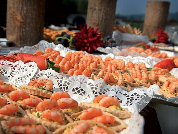 Per le vostre nozze al ristorante La Reggia sconto del 15% sui menù feriali e fuori stagione