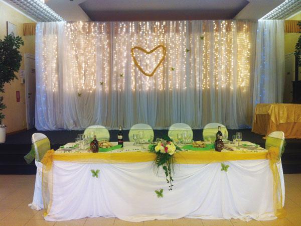 Festeggiate le vostre nozze al ristorante La Sorgente con le offerte-sconto sui menù bambini fino al 50%
