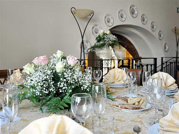 Matrimonio al ristorante La Torretta con menù bimbi gratis fino a 3 anni e -50% fino ai 10 anni