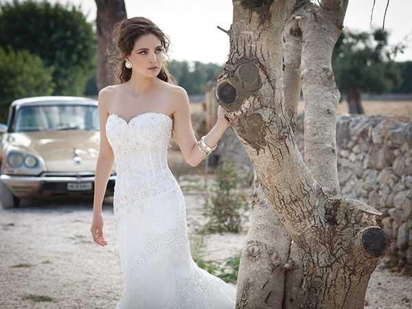 Interessanti gli sconti offerti su entrambi gli abiti per il vostro matrimonio da Atelier Ortega