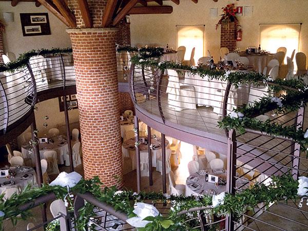 Prenotate il vostro banchetto di nozze alla Tenuta Canta: menù bimbi da 25 euro e un ambiente familiare